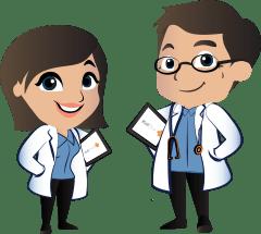 Les médecins de demain