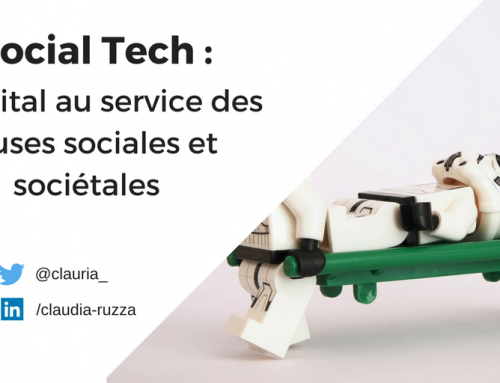 Social tech : le digital au service des causes sociales et sociétales