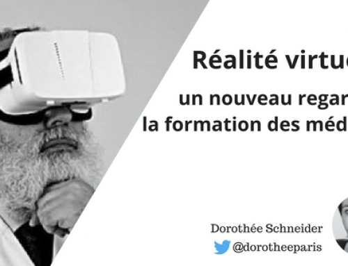Réalité virtuelle: un nouveau regard sur la formation des médecins
