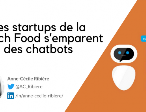 Les startups de la French Food s'emparent des chatbots