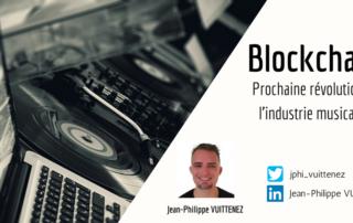 Blockchain et musique