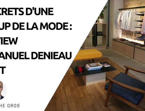 Les secrets d'une start up de la mode:  interview d'Emmanuel Denieau de HAST