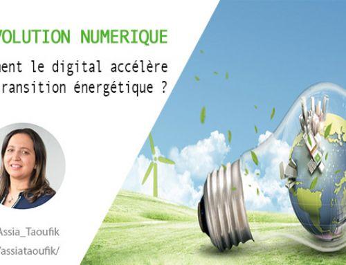 Révolution numérique : comment le digital accélère la transition énergétique ?