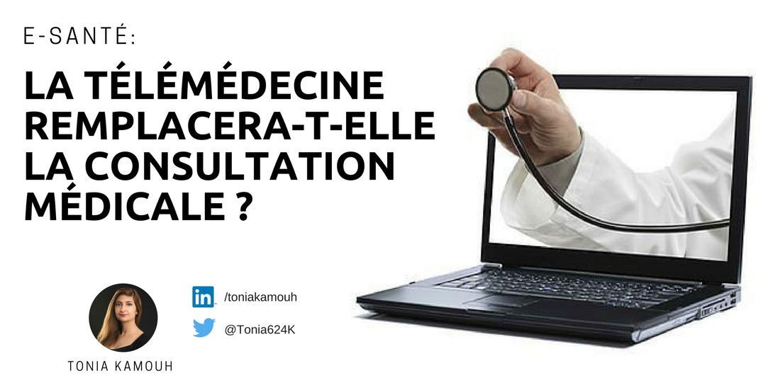 La-Télémédecine-Remplacera-t-elle-la Consultation-Médicale