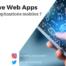 progressive web apps développement application applications Digital