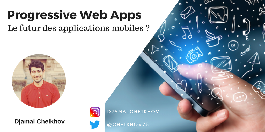 progressive web apps développement application applications Digital