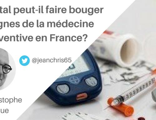 Le Digital peut-il faire bouger les lignes de la médecine préventive en France?