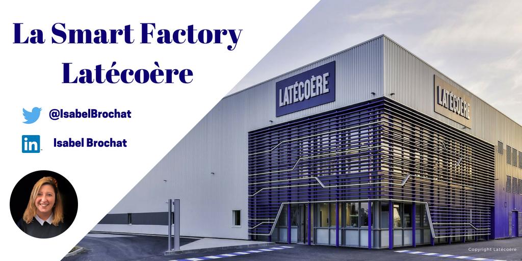 Couverture Smart Factory Latécoère