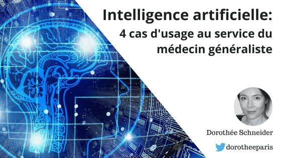 Intelligence artificielle medecin generaliste