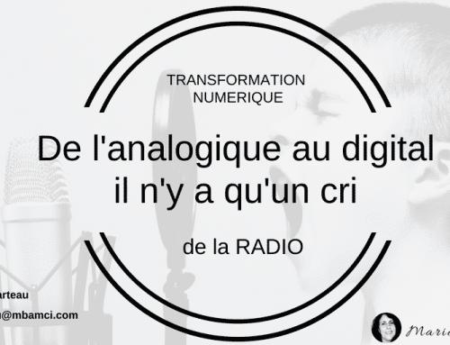 La Radio: Quel avenir, dans un univers ultra digitalisé ?