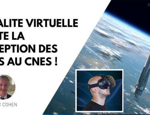 La réalité virtuelle booste la conception des fusées au CNES