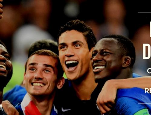 L'Équipe de France championne du monde des réseaux sociaux