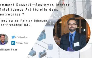 Intelligence Artificielle Application Patrick Johnson Dassault Systemes