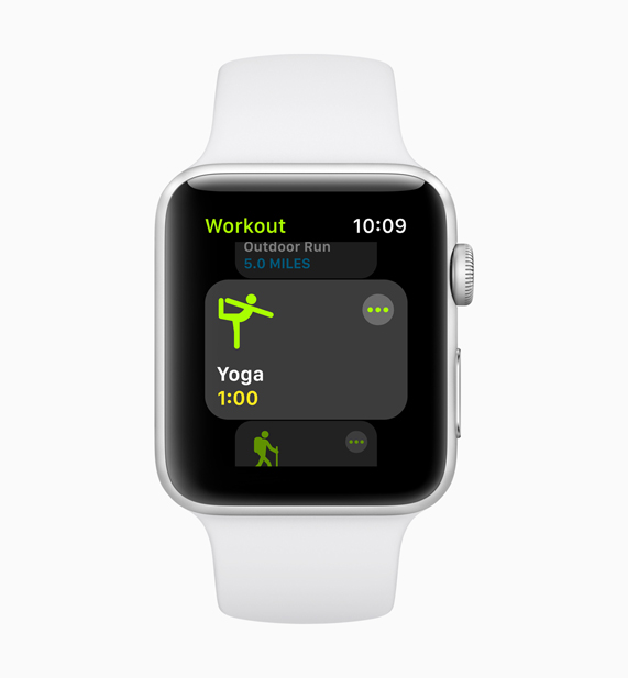 image apple watch OS5