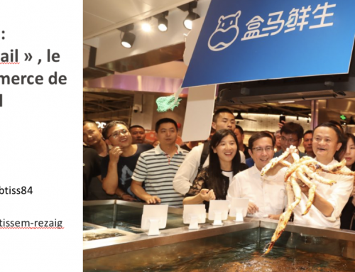 Chine: le « New Retail », le futur du commerce de détail