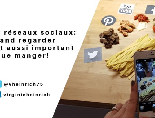 Food et réseaux sociaux : quand regarder devient aussi important que manger!