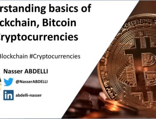 Cryptocurrencies and Blockchain, understanding the basics.