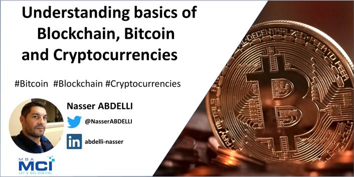 Cryptocurrencies -Blockchain - Bitcoin