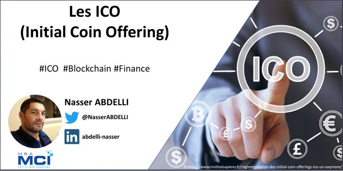 ICO- Initial Coin Offering
