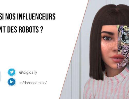 Luxe : Et si nos influenceurs devenaient des robots ?