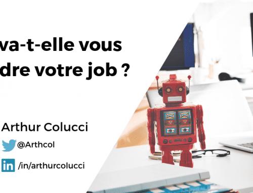 L'IA va-t-elle vous prendre votre job ?