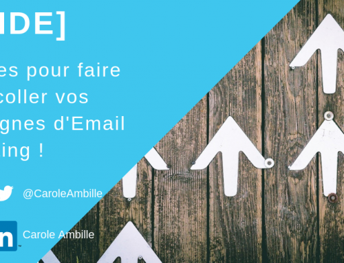 [GUIDE] 9 Etapes pour faire (re)décoller vos campagnes d'Email Marketing