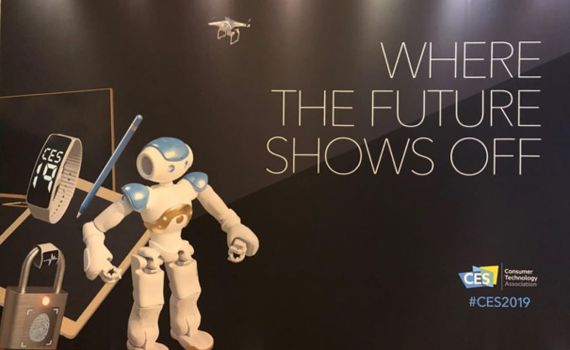CES Where the future shows off
