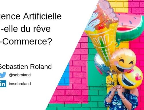 Intelligence Artificielle et e-commerce : L'Intelligence Artificielle vend-elle du rêve à l'e-commerce ?