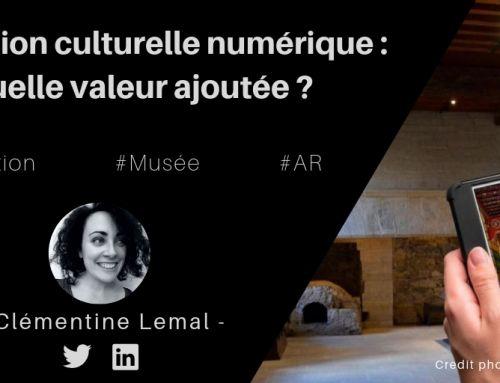 Médiation culturelle numérique : quelle valeur ajoutée ?