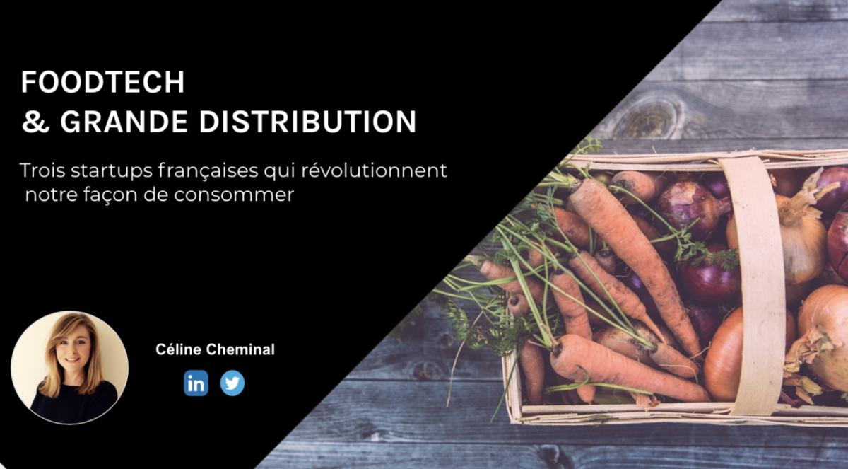 startups foodtech grande consommation