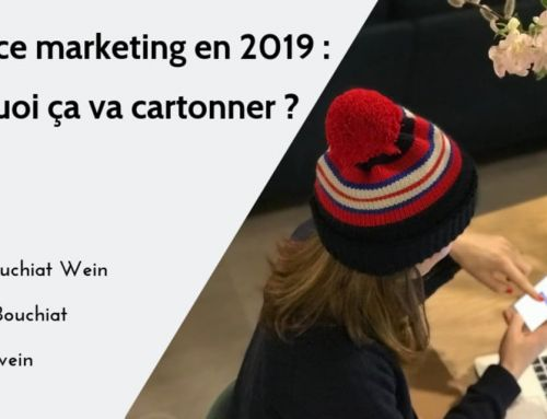 L'influence marketing en 2019 : pourquoi ça va cartonner ?