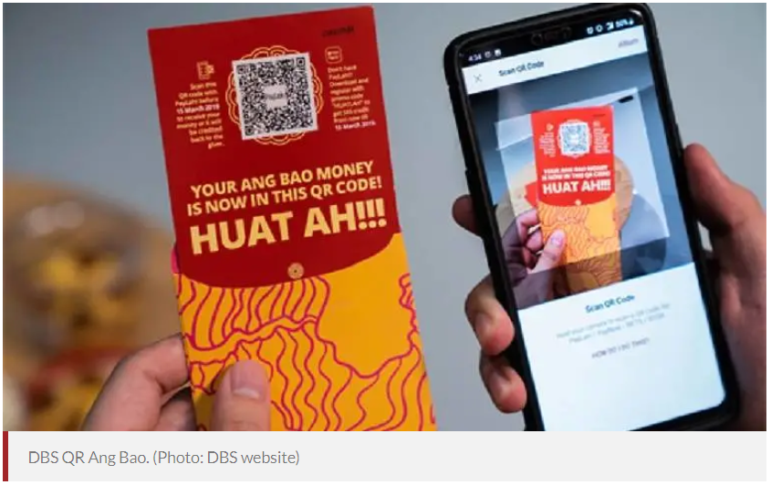 DIGITAL EN CHINE CHINESE NEW YEAR Enveloppe Rouge HONGBAO