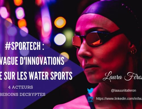 #SPORTECH : Une vague d'innovations déferle sur les water sports