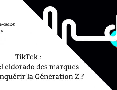 TikTok : Nouvel eldorado des marques pour conquérir la Génération Z ?