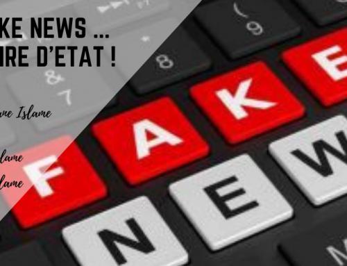Fake news … Affaire d'état