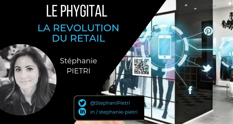 le phygital la révolution du retail