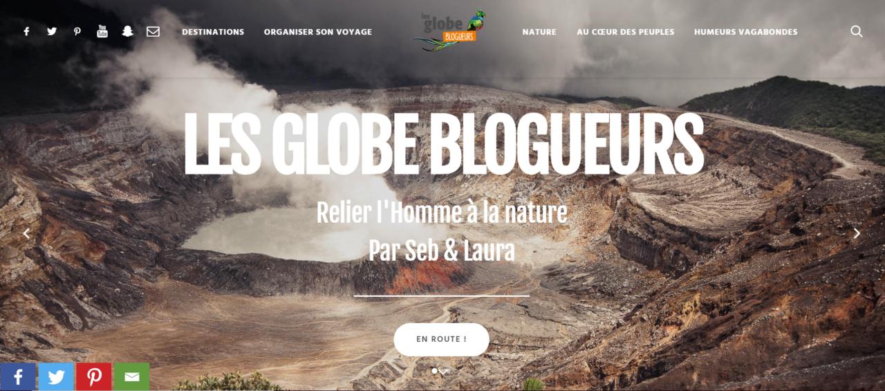 Blog Globe Blogueurs