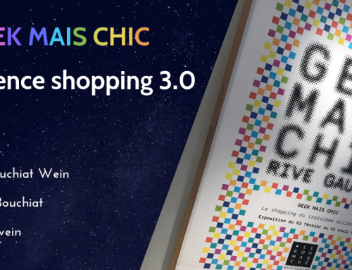 GEEK MAIS CHIC : l'expérience shopping 3.0