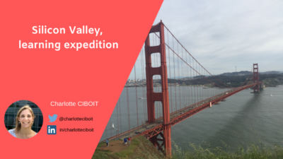 Silicon Valley, learning expedition