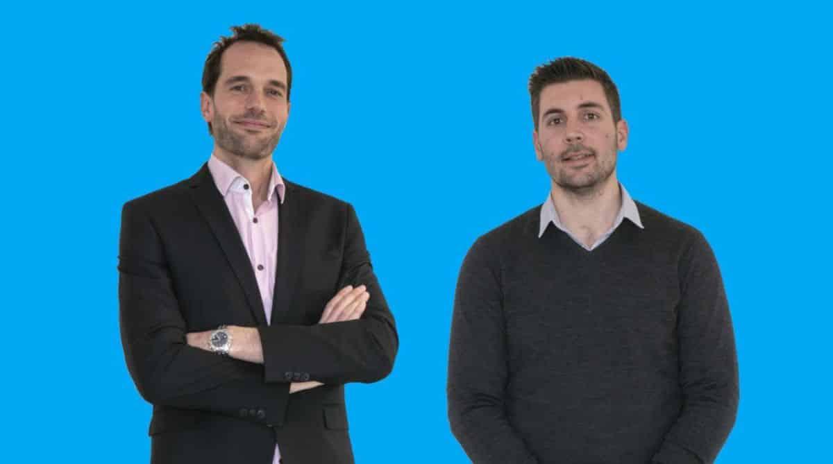 Jean-Marie DUPRE & Stéphane SILVI - Fondateurs de Matchers