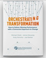 Livre Orchestrating Transformation