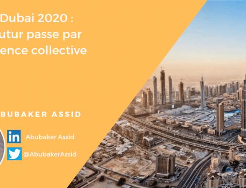 Expo Dubai 2020 : Notre futur passe par l'intelligence collective