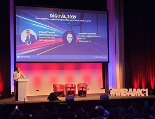 [#MBAMCI20ans] Alexandre Stopnicki : «Plus de 1000 e-talents du digital formés depuis 1999… et ça continue !»