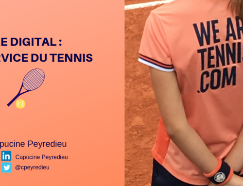 Digitalisation du tennis