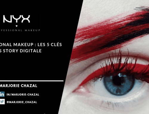 NYX Professional Makeup : les 5 clés d'une success story digitale