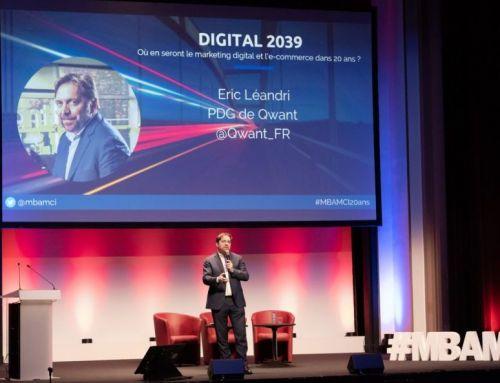 [#MBAMCI20ans] Eric Léandri | Digital 2039 – Les 20 ans à venir dans le digital