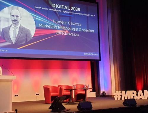 [#MBAMCI20ans] Frédéric Cavazza | Digital 2039 – Les 20 ans à venir dans le digital