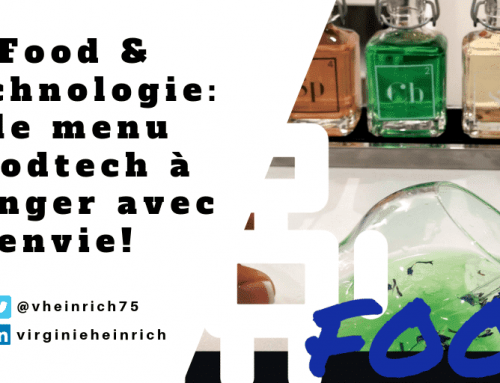 Food et technologie : le menu foodtech à manger avec envie