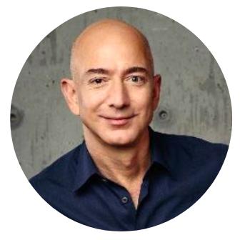 who's who de la tech- Jeff Bezos, Amazon