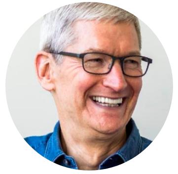Who's Who de la Tech - Tim Cook, Apple